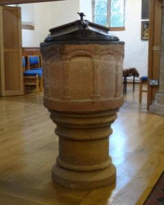 Seagrave Church Font