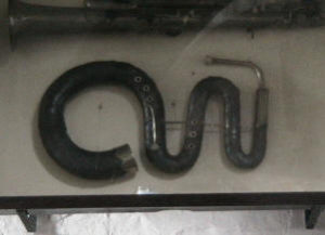 Seagrave Church Serpent