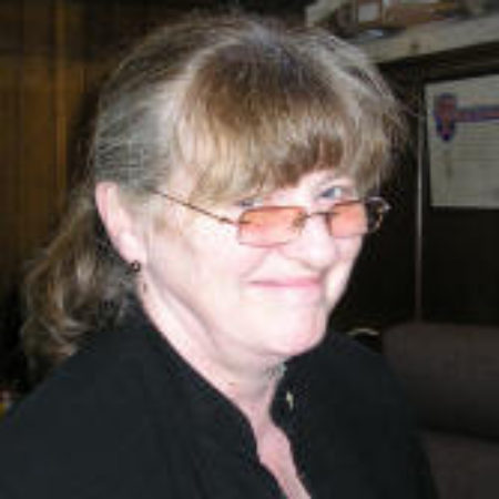 Sileby Churchwarden - Iris Stevens