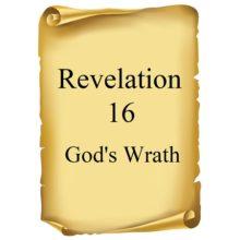 Gods Wrath Revelation 16