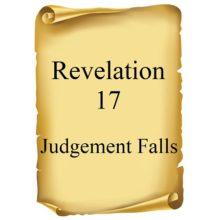 Judgement Falls - Revelation 17