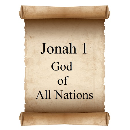 Jonah 1 God of All Nations