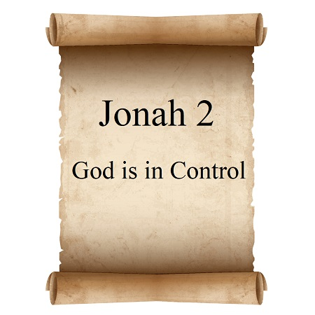 Jonah 2 - God is in Control