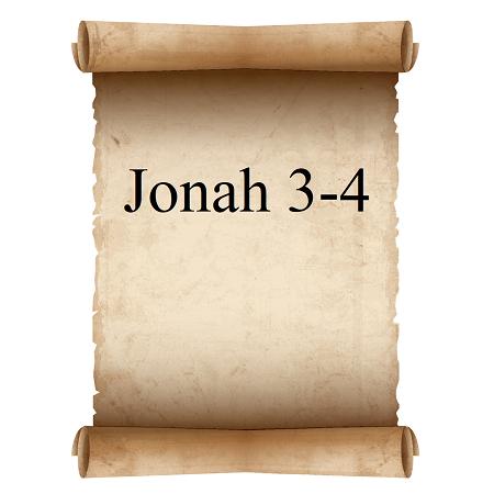 Jonah 3-4