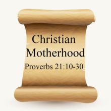 Christian Motherhood