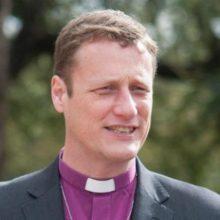 Bishop Martyn Snow