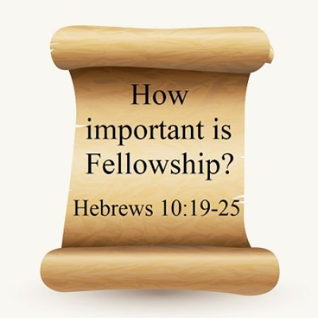 How important is fellowship