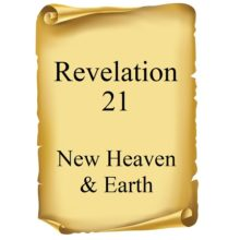 New Heaven and Earth Revelation 21