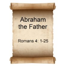 Abraham the Father