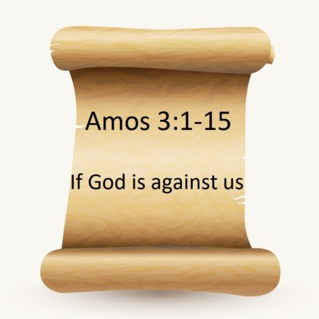If God is against us