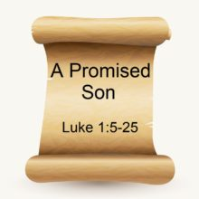 A Promised Son
