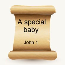 A special baby