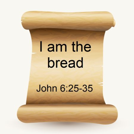 I am the bread