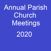 Annual Parish Church Meetings